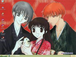 Fruits Basket this month by Yura-chan