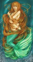 My Dearest Mermaid by ArtisticAngela