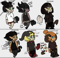 Demon Adopts by Cotton-Bean