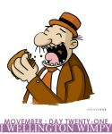 movember 21 by striffle