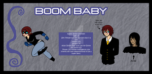 Boom Baby by Underground-Heroes