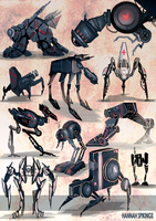 Robot Concepts by Spikings