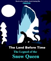 The Land Before Time: The Legend of the Snow Queen by DinobotEd
