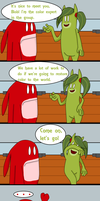 De Blob comic 05 by LadyKotohime