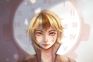 Passage of Time by papercharm