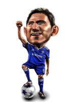 Frank Lampard by A-BB