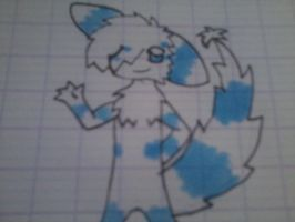 draw favorite character MsbastienL - Nocti by BastienLink