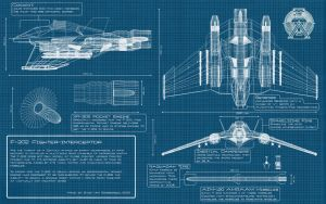 F-302 Schematics by svenniemannie