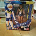 Sailor Uranus Figuarts figure by HoshiAnimeStuffs