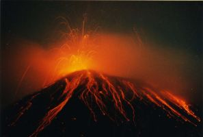 Volcano Arenal by fortuna1