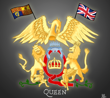 Queen Logo by ElAdministrador