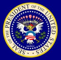 Obama's Presidential Seal by Conservatoons