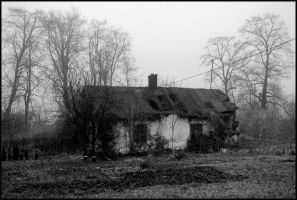 An old cottage by only-melancholy