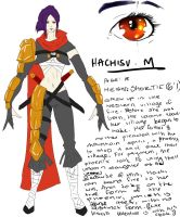 Hachisu M by The13th-Warrior