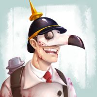 Dradgiens Medic (TF2 Commission) by StalkerNitro