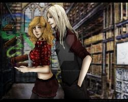 CM: Bookworm by MikachuAttack