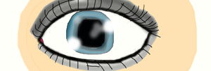 I like to draw eyes by MadhatterMiss