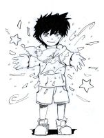 Little Kaito Kid by MissBrightside03