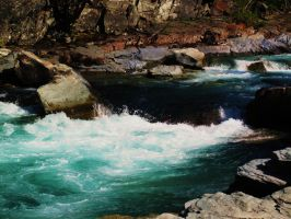 McDonald River by KRHPhotography