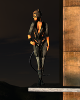 Catwoman by Shallon4000