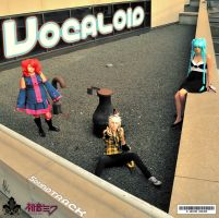 Que10- Vocaloids Album by MelanieWolfrin