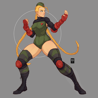 cammy white by samuraiblack