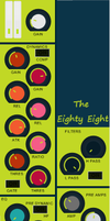 The Eighty Eight WIP by calgarc