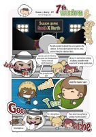 W7 and Sport Page 1 - Eng Ver by WisdomSeven