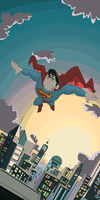 Superman 2 by Gashi-gashi