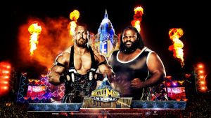 WM 29 ~ HD Wallpaper ~ Ryback vs Henry 2nd Edition by MhMd-Batista