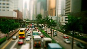 Tilt Shift Wallpaper 16 by leiyagami