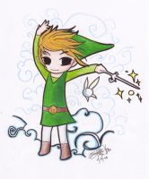 .:The WindWaker:. by xiaoPirate