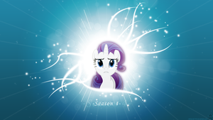 Rarity [Speedart] by Mithandir730