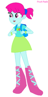 Fruit Pack Equestria Girls by BerryPunchrules