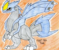 Kyurem by FlygonPirate