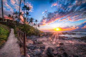 Maui, Hawaii by alierturk