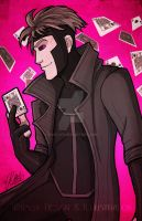 Gambit by miss-lys