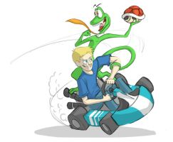 Gone Karting by WforWumbo