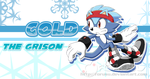 Cold the grison by Forusu