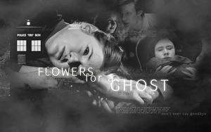 Flowers for a Ghost 2 by survivekaleidoscope