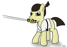 Samurai Jack Pony by Nyax