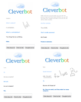 CleverBot Approved by XxMidyBluexX