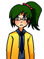 Midori by Captain-Awesomer