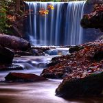 waterfall 1 by CharmingPhotography