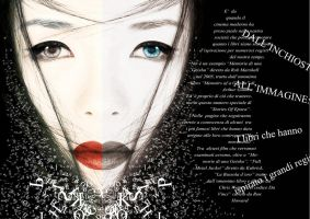 Multilayer Memoirs of a geisha by MewIly