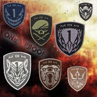 Medal of Honor Morale Patches by OneXpRooF