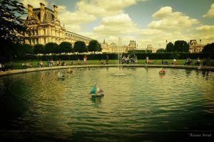 Sunday in Paris - 15 by Omizu99