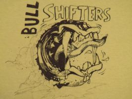 Bull Shifters Shirt pt7 by UniGalvacron