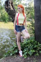 Misty IV - Pokemon Cosplay by FlorBcosplay