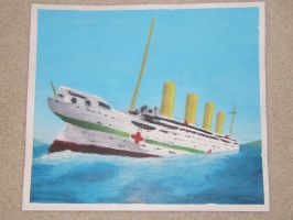 Series of Three Britannic by zip-the-fox